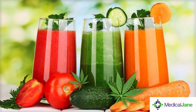Juicing Cannabis: The Potential Health Benefits of Treating Cannabis Like a Vegetable