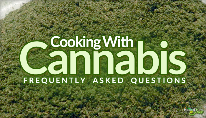 Cooking with Cannabis: How to Put Marijuana In Edibles