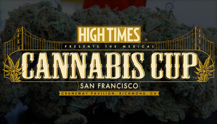 The 4th High Times San Francisco Bay Area Medical Cannabis Cup