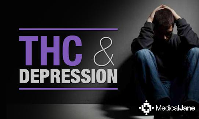 Study Shows Tetrahydrocannabinol (THC) May Help Relieve Depression Symptoms
