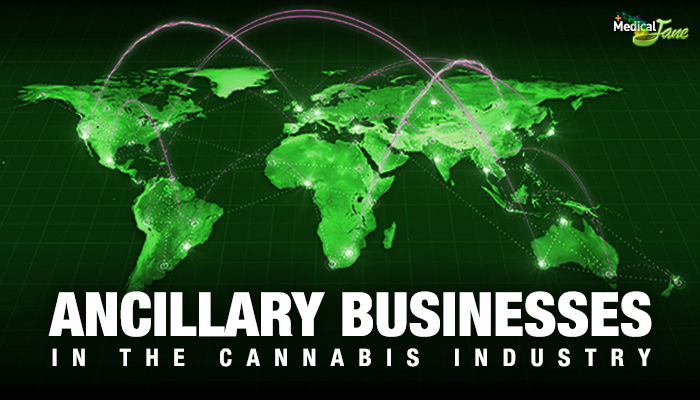 The Cannabis Industry And The Boom of Ancillary Businesses
