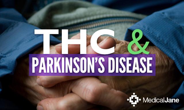 Study: THC In Marijuana May Treat Parkinson's Disease Symptoms