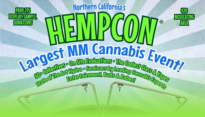 The Fifth Year Of Hempcon Kicks Off At The San Jose Convention Center This January