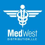 Logo for MedWest Distribution, LLC