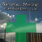 Logo for Natural Mystic Cannabis Caregivers LLC