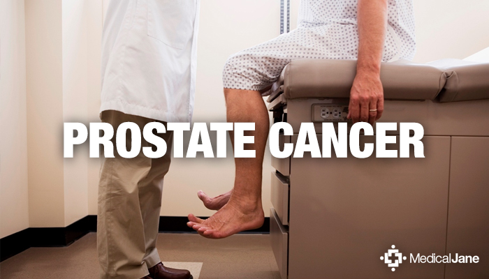 Study: Medical Cannabis May Inhibit The Spread Of Prostate Cancer