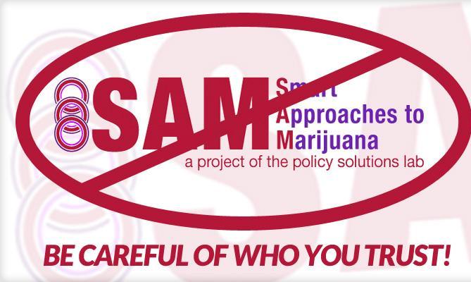 smart approaches to marijuana