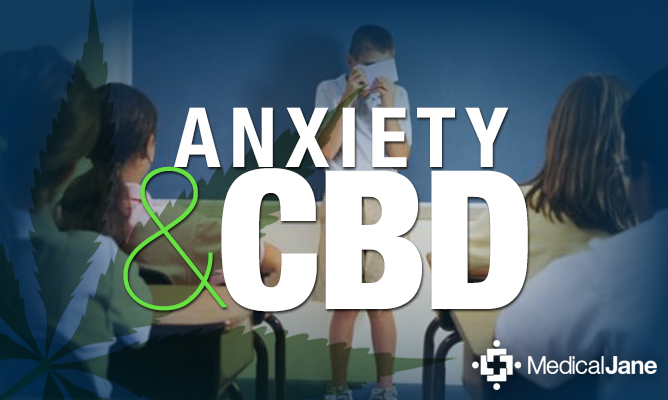 Study: Cannabidiol (CBD) May Help Treat Social Anxiety Disorder