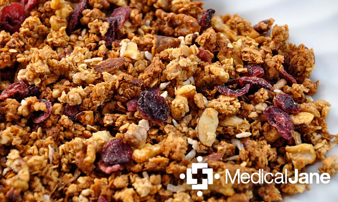 how to make granola clump