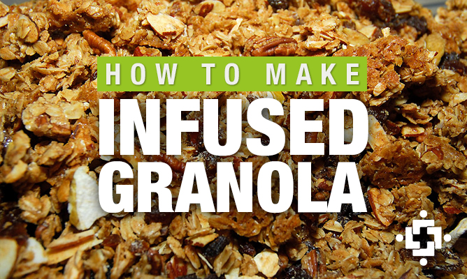 How To Make Cannabis Infused Granola In Your Crockpot