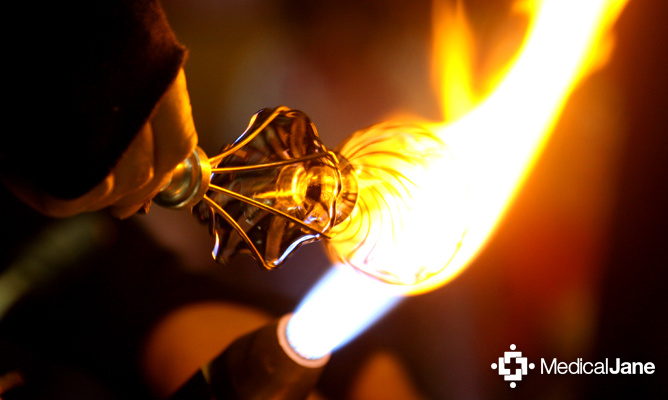 The Inaugural Flameworkers' Open House at Pacific Art Glass