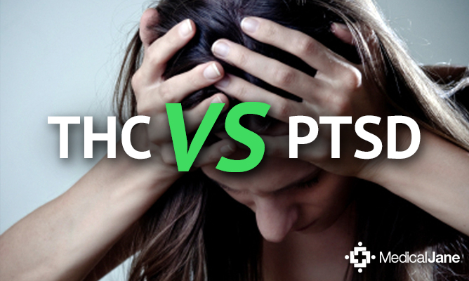 Study: Orally Administered THC May Help Treat PTSD