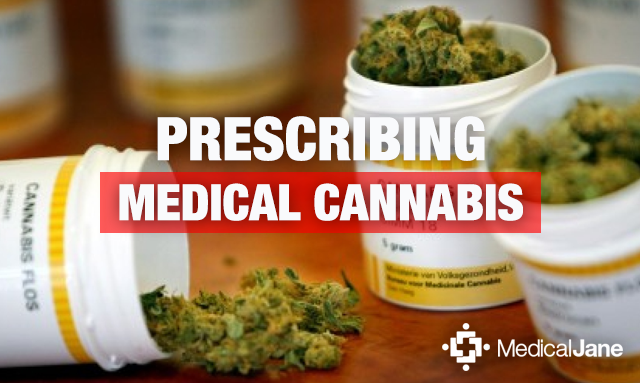 Physician's Organization in Canada Releases Guidelines for Prescribing Medical Cannabis for Pain