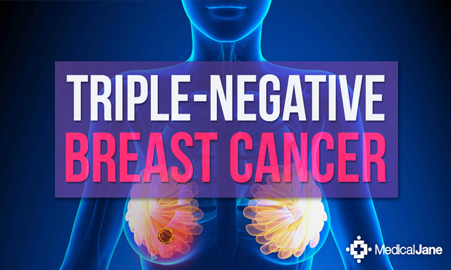 Studies Show Cannabinoids May Help Fight Triple-Negative Breast Cancer