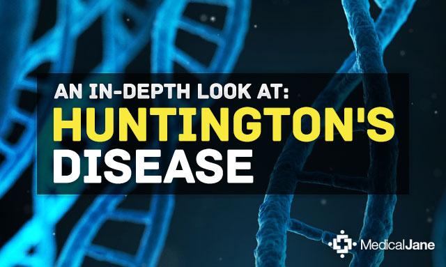 How Cannabigerol (CBG) May Help Battle Huntington's Disease Symptoms