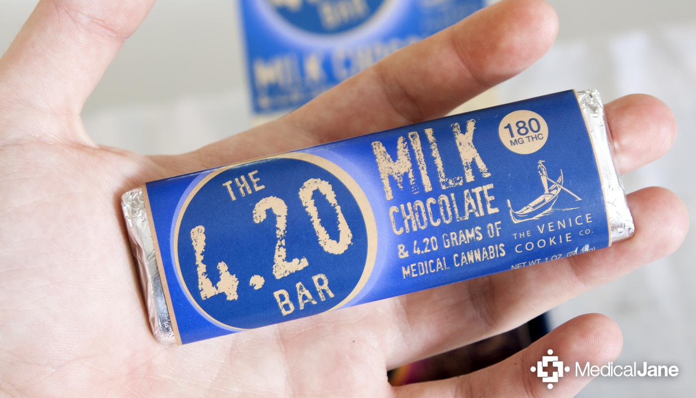 420 Bar from The Venice Cookie Co.