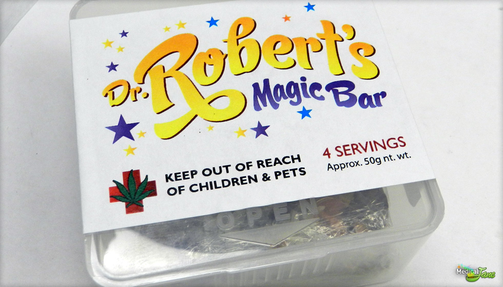Magic Bar from Dr. Robert's