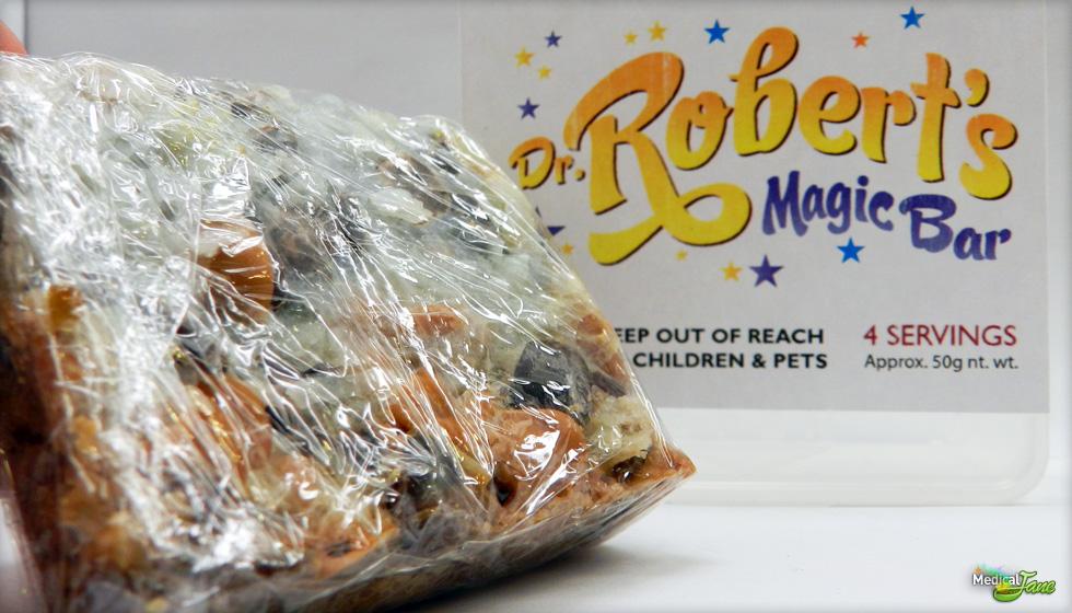 Magic Bar from Dr. Robert's