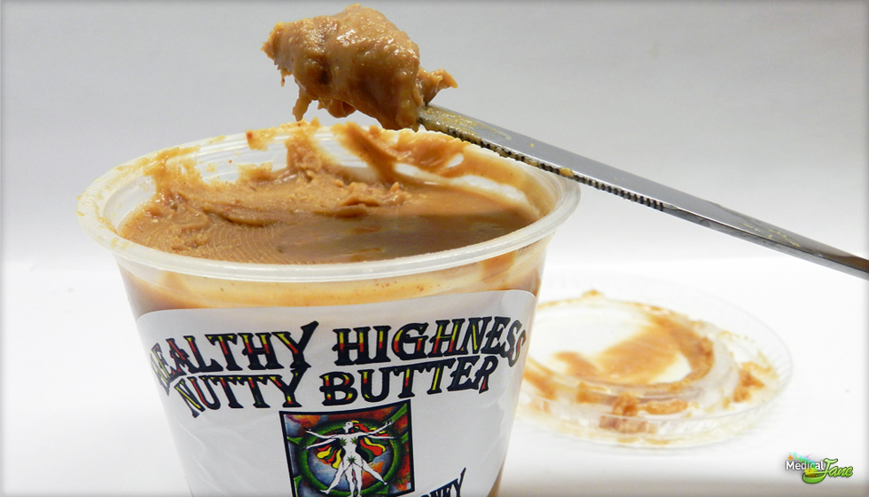 Roasted Nut 'N' Honey Nutty Butter from Healthy Highness