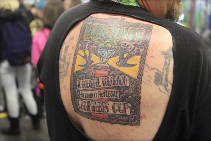 Recap of The 1st Ever High Times U.S. Cannabis Cup In Denver
