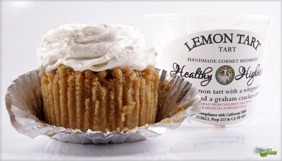 Lemon Tart from Healthy Highness