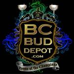Logo for BC Bud Depot