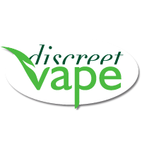 Logo for Discreet Vape