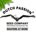 Logo for Dutch Passion