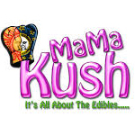 Logo for Mama Kush Edibles