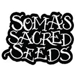 Logo for Soma's Sacred Seeds