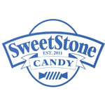 Logo for SweetStone Candy