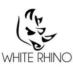 Logo for White Rhino