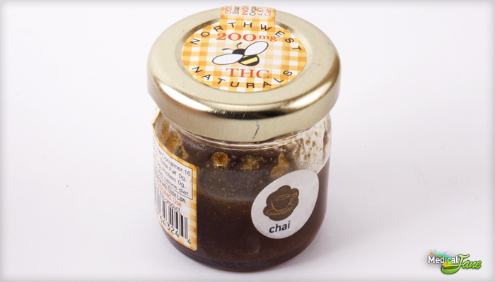 Northwest Naturals Petite Honey Jar from The Venice Cookie Co.