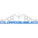 Logo for Colorado Bubble Company