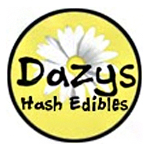 Logo for Dazy's Edibles