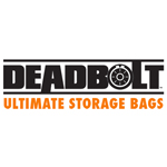 Logo for Deadbolt Ultimate Storage Bags