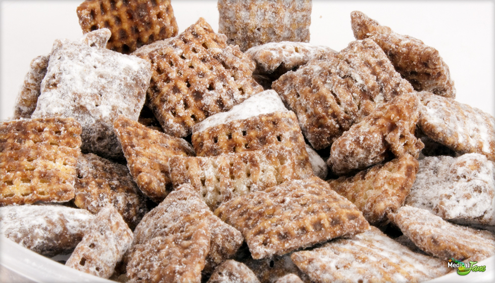 Infused Puppy Chow from Epoch Venture Group