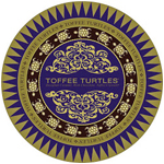 Logo for Toffee Turtles
