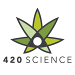 Logo for 420 Science