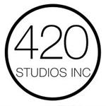 Logo for 420 Studios