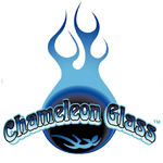 Logo for Chameleon Glass