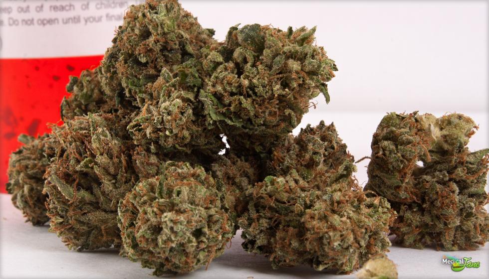 Diablo OG Marijuana Strain
