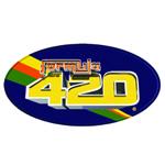 Logo for Formula 420