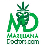 Logo for MarijuanaDoctors.com