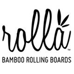 Logo for Rolla Bamboo Rolling Boards