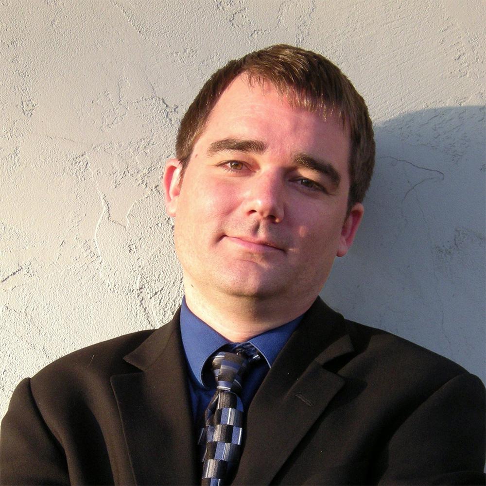 Portrait of Aaron Smith