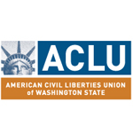 Logo for ACLU Washington