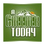 Logo for A Greener Today