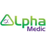 Logo for Alpha Medic