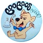 Logo for Boo Boo's Bubble